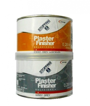 Двухкомпонентная шпатлевка PLASTER FINISHER KIT A+B